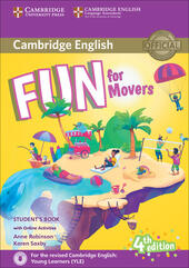 Fun for movers. Student's book. Con espansione online. Con File audio per il download