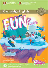 Fun for flyers. Student's book. Con espansione online. Con File audio per il download