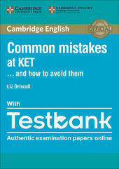Common mistakes at KET... and how to avoid them. With Testbank.
