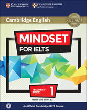 Mindset for IELTS. An official Cambridge IELTS Course. Level 1. Teacher's book. Con CD-Audio