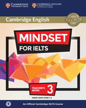 Mindset for IELTS. An official Cambridge IELTS course. Level 3. Teacher's book. Con CD-Audio