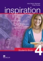 Inspiration four. Level 4. Student's book.