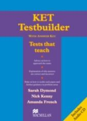 Ket testbuilder. Student's book. With key. Con CD Audio