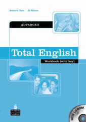 Total english. Advanced. Workbook. With key. Con CD-ROM