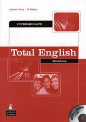 Total english. Intermediate. Workbook. Witout key. Con CD-ROM
