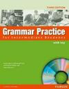 Grammar practice. Intermediate. With key. Con CD-ROM
