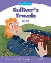 Gulliver's travels. Level 5. Con espansione online. Con File audio per il download