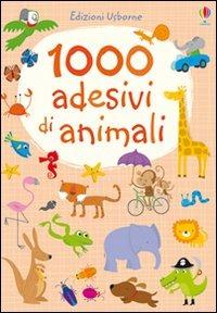Image of 1000 adesivi di animali