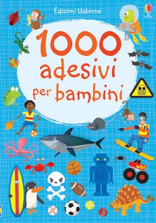 Image of 1000 adesivi per bambini