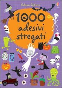 Image of 1000 adesivi stregati. Ediz. illustrata