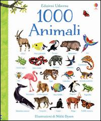 Image of 1000 animali. Libri per informarsi