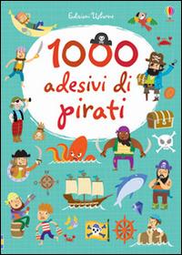 Image of 1000 adesivi di pirati