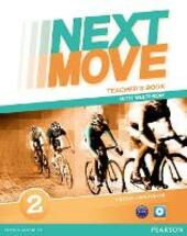 Next move. Teacher's book. Con Multi-ROM. Con espansione online. Vol. 2