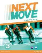 Next move. Teacher's book. Con Multi-ROM. Con espansione online. Vol. 3