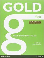 Gold first. Exam maximiser. With key. Con CD. Con espansione online