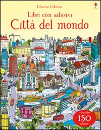 Image of Città del mondo. Con adesivi
