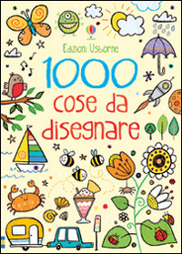 Image of 1000 cose da disegnare