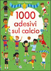 Image of 1000 adesivi sul calcio