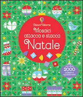 Natale. Mosaici attacca e stacca