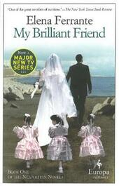 My brilliant friend. Vol. 1  - Elena Ferrante Libro - Libraccio.it