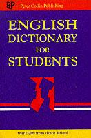 Image of English dictionary for students. Per le Scuole superiori