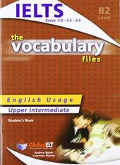 The vocabulary files. Level B2. Student's book. Con espansione online.