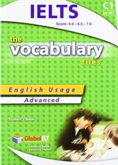The vocabulary files. Level C1. Student's book. Con espansione online.