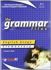 The grammar files. Level A1. Student's book. Con espansione online.