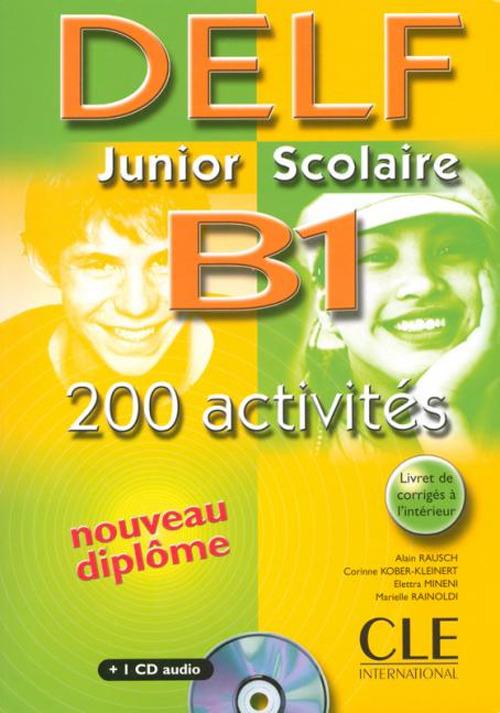 Image of Nouveau Delf. Junior et scolaire. B1. Per le Scuole superiori. Con..