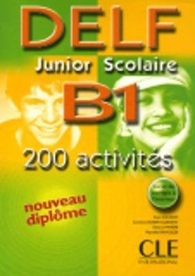 Image of (NUOVO o USATO) Nouveau Delf junior scolaire. B1. Livret de corrig..