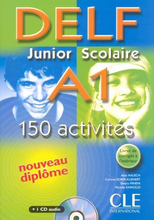 Image of Nouveau Delf. Junior et scolaire. A1. Per le Scuole superiori. Con..