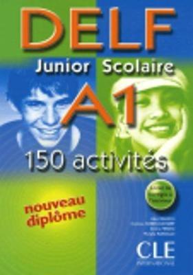 Image of Nouveau Delf junior scolaire. A1. Livret de corrigés. Per la Scuol..