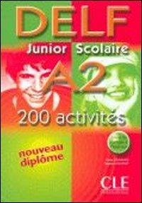 Image of Nouveau Delf junior scolaire. A2. Livret de corigés. Per la Scuola..