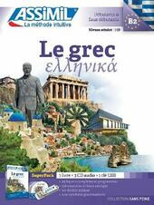 Le grec. Con USB formato MP3. Con 3 CD-Audio