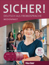 Sicher! Deutsch als Fremdsprache. B2. Medienpaket. Con 2 CD Audio. Con DVD video
