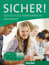 Sicher! Deutsch als Fremdsprache. C1. Medienpaket. Con 2 CD Audio. Con 2 DVD video
