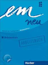 em neu. Deutsch als Fremdsprache. Brückenkurs. Con File audio per il download