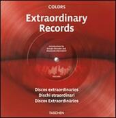 Extraordinary records. Ediz. multilingue