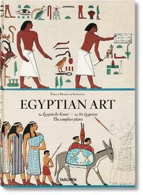Émile Prisse D'Avennes. Egyptian art. Ediz. inglese, f..