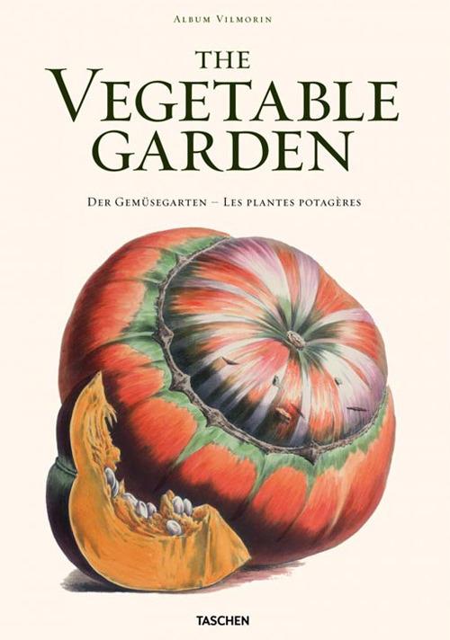 Image of (NUOVO o USATO) Vilmorin, vegetable garden. Ediz. italiana, spagno..