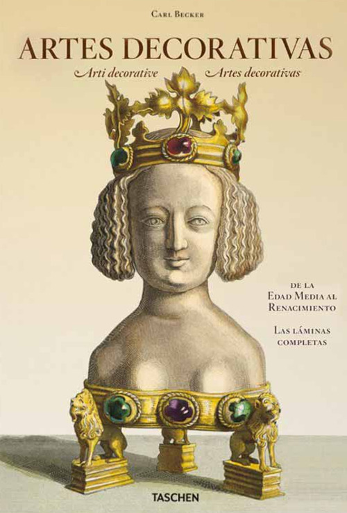 Decorative arts from the Middle Ages to Renaissance. Ediz. italian..