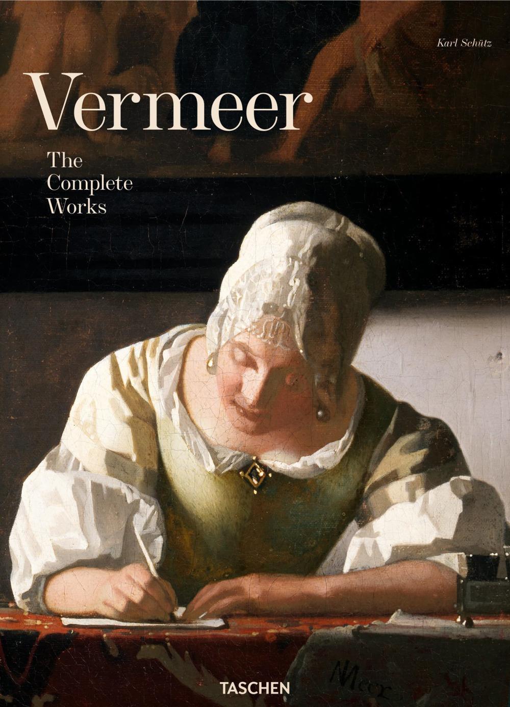 Johannes Vermeer. Complete paintings Schütz Karl