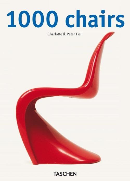 Image of 1000 chairs. Ediz. italiana, spagnola e portoghese