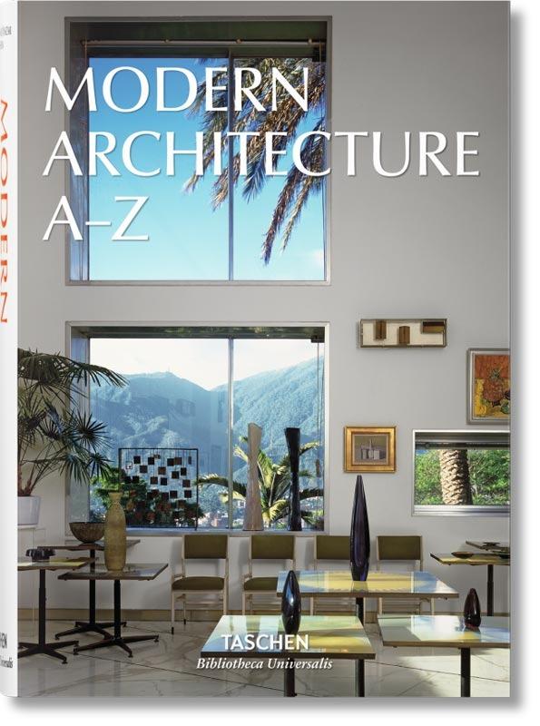 Image of Modern architecture A-Z. Ediz. illustrata