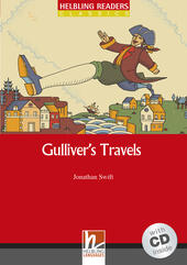 Gulliver's Travels. Livello 2 (A2). Con CD-Audio
