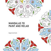 Mandalas to paint and relax