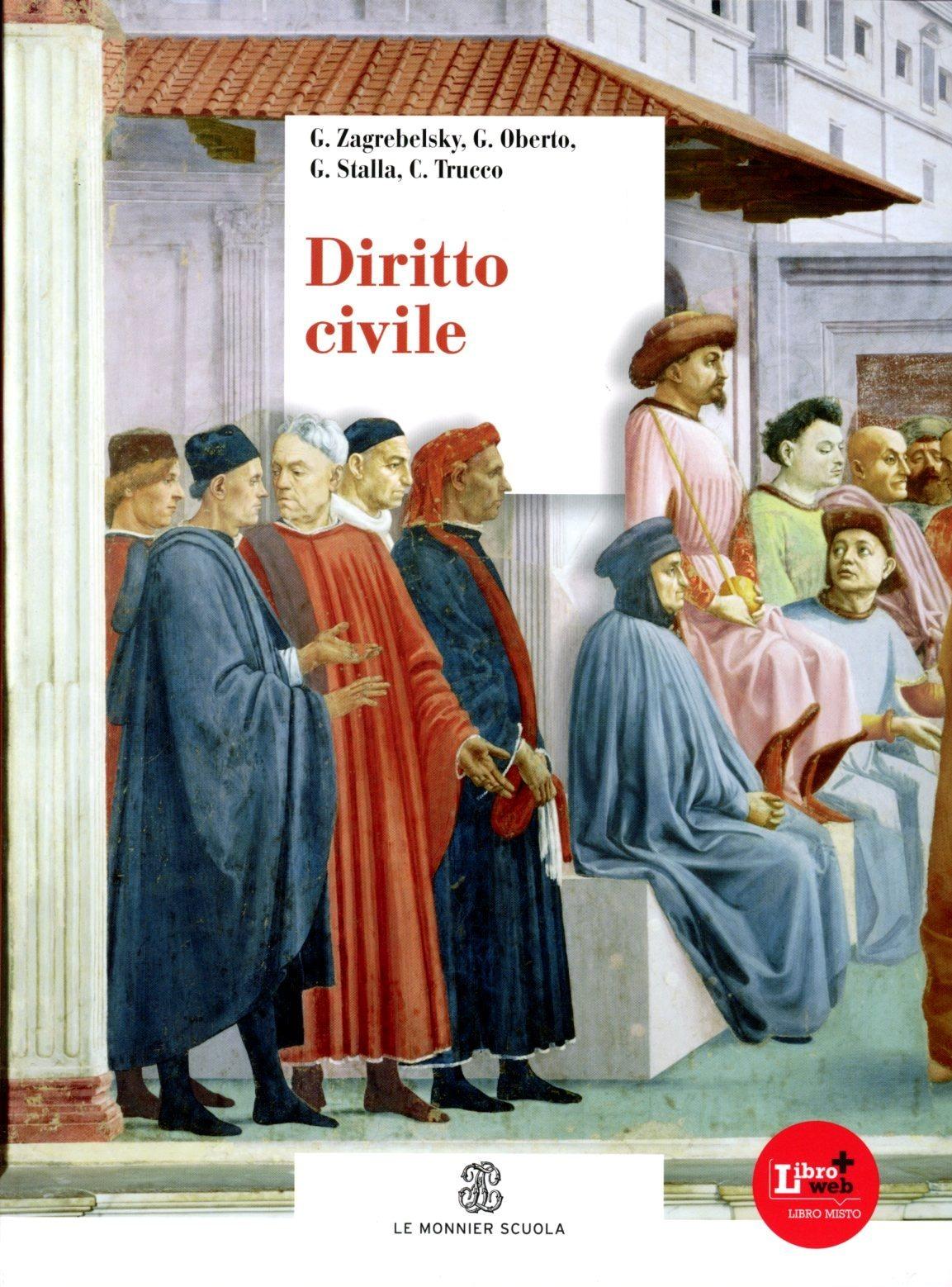 Image of (NUOVO o USATO) Diritto civile. Con espansione online. Per le Scuo..