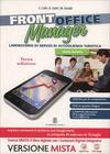 Front office manager. Con e-book. Con espansione online