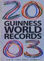 (NUOVO o USATO) Guinness World Records 2003
