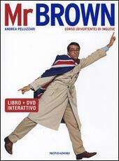 L' inglese con Mr. Brown. DVD. Con libro